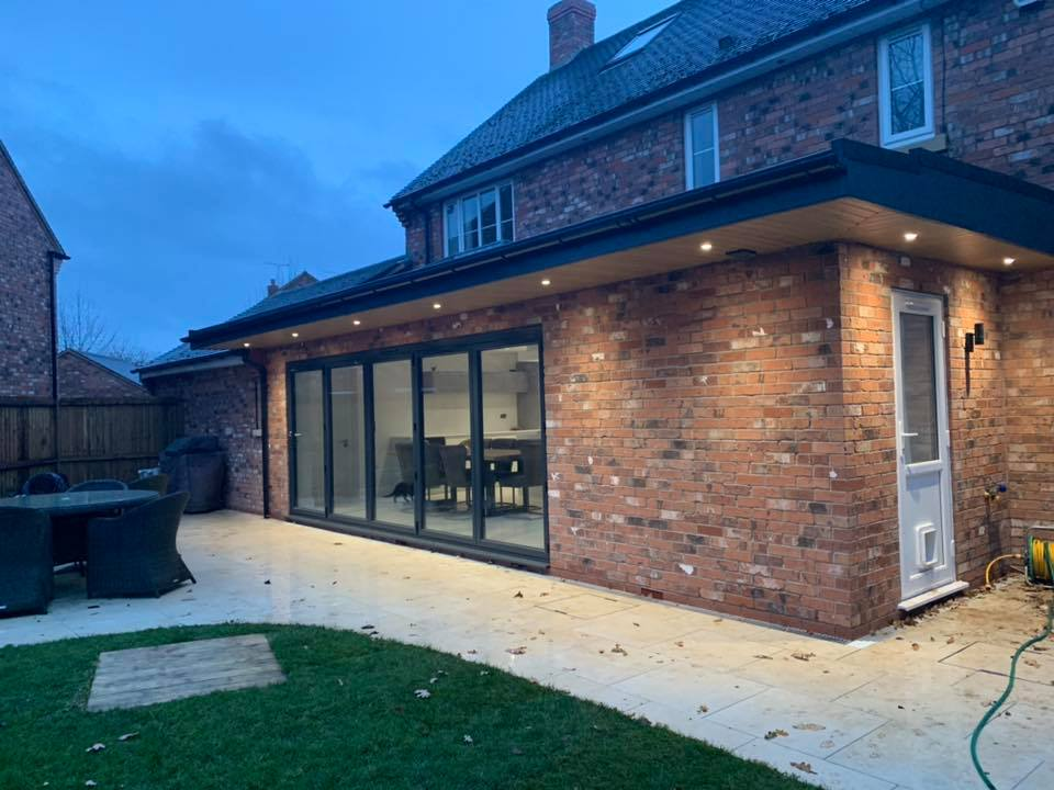 Home Improvement Extension, Long Marston