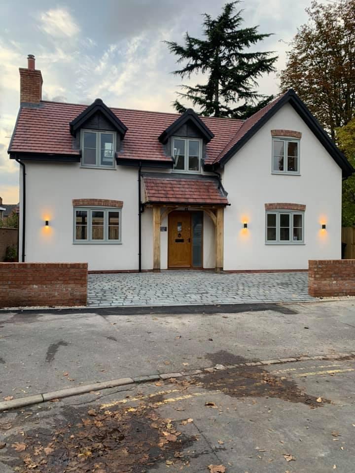 Avenue Road New Build, Stratford upon Avon