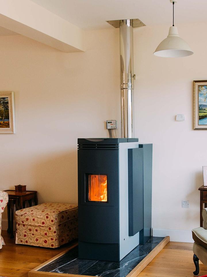 NHD Fireplace Installation