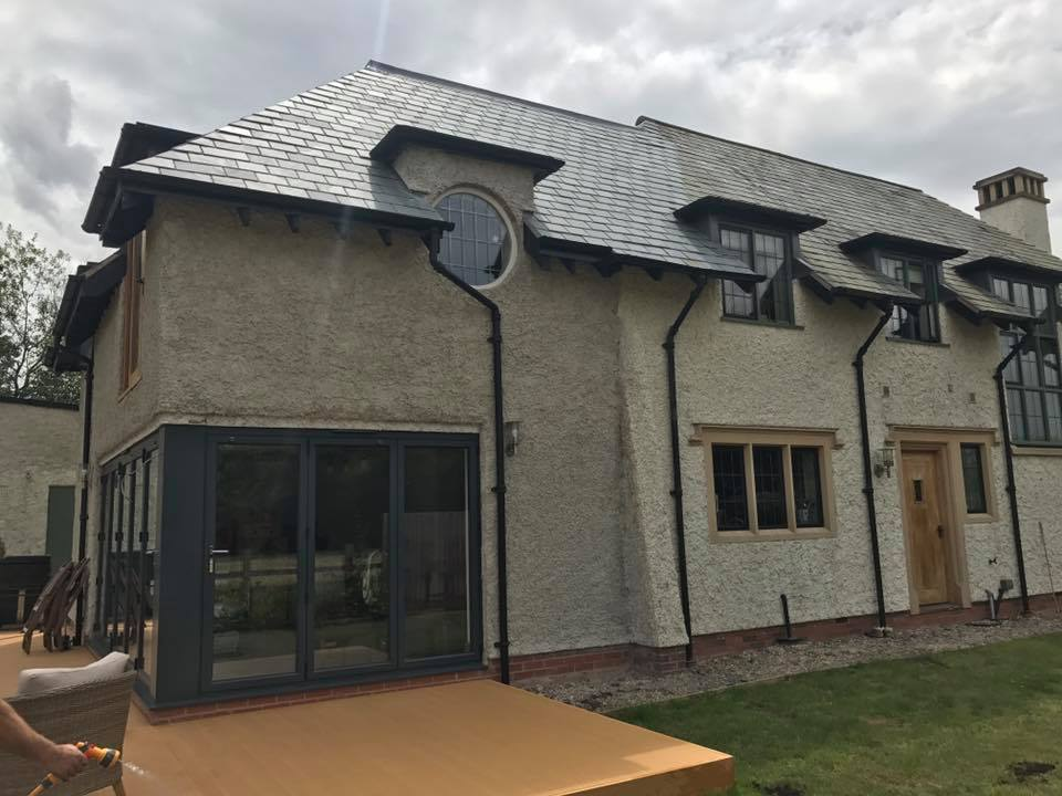 House Refurbishment Norton Lindsey
