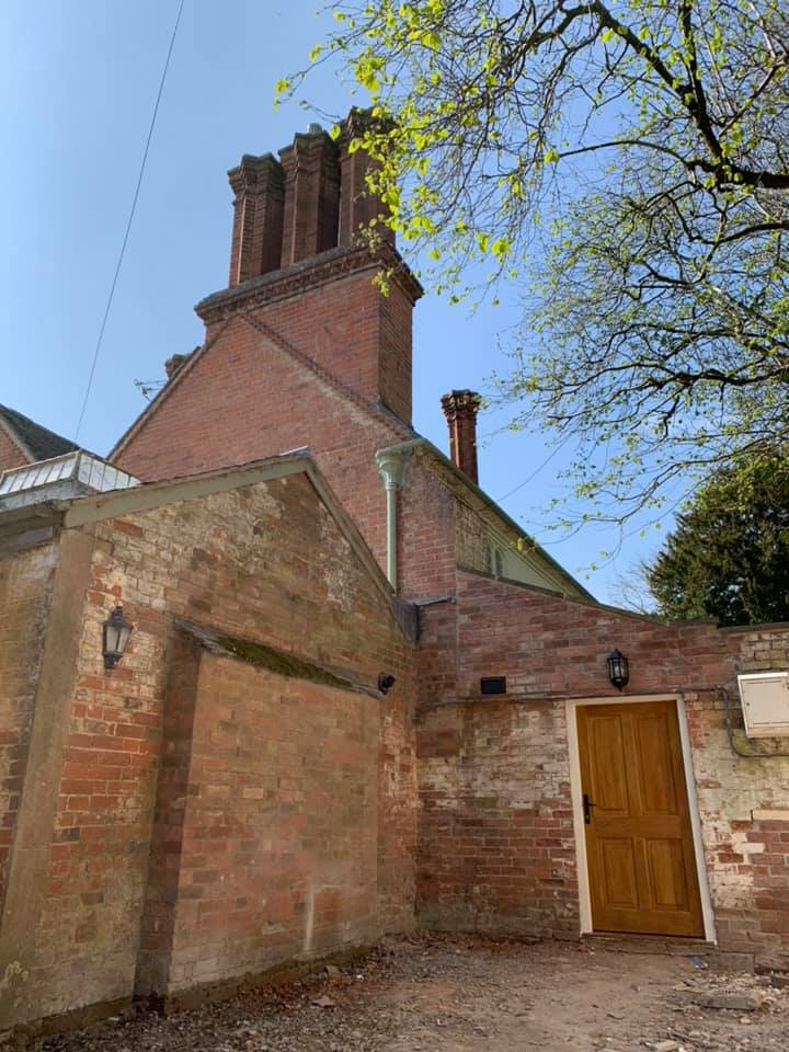 Grade 2 Listed Property Extension